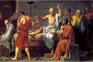 Sokrates in ölümü- İyi insan