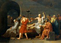 2-David_-_Sokratesin-olumu-felsefi resimler- meshur tablolar