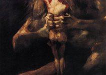 4-cocuklarını yiyen satürn-felsefi resimler- meshur tablolar