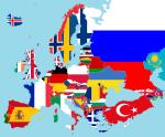 Ulus Devlet Nedir Milli Ulusalcı Yönetim Oluşumu Özellikleri Yükselişi Ülkeler- milliyetçilik- ulus devlet nedir- bayraklarla avrupa