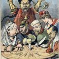 Güç- İktidar Nedir Kaynağı ve Özellikleri- Felsefe Yorum ve Bilgi Çin emperyalizmi karikatür