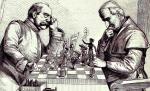 Kladderadatsch_1875_-_Zwischen_Berlin_und_Rom